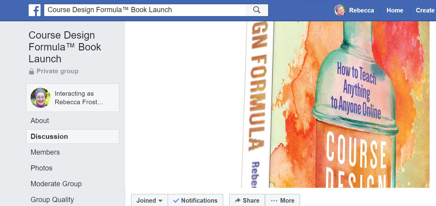 CDF book launch screenshot fb