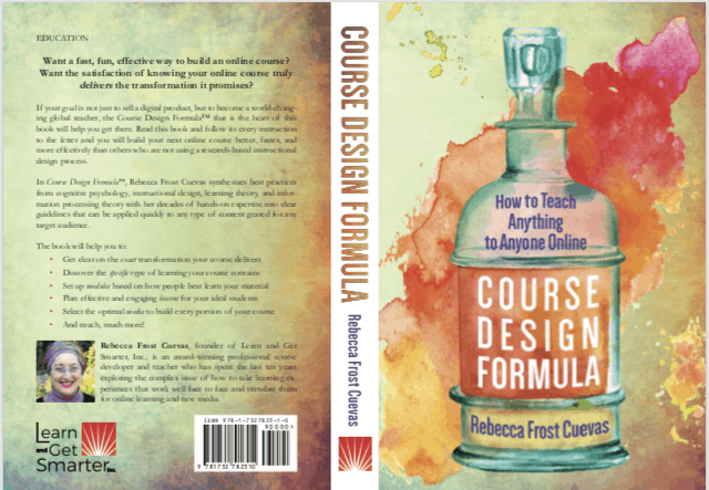 Course Design Formula™ book