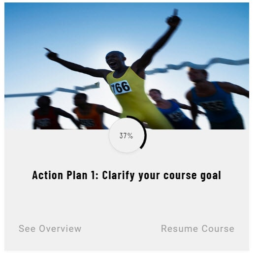 action plan 1 screenshot