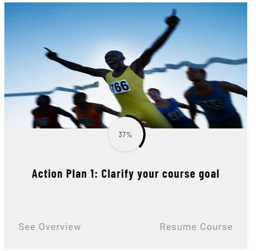 action plan 1 screenshot