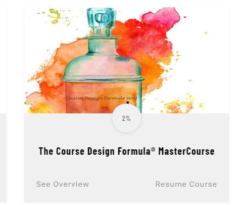 cdf main course screenshot
